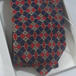 """PAOLO CUCCI TIE SILK Accessories - Paolo Gucci Genuine Tie 1990s and 100% Silk 4"""" w"""